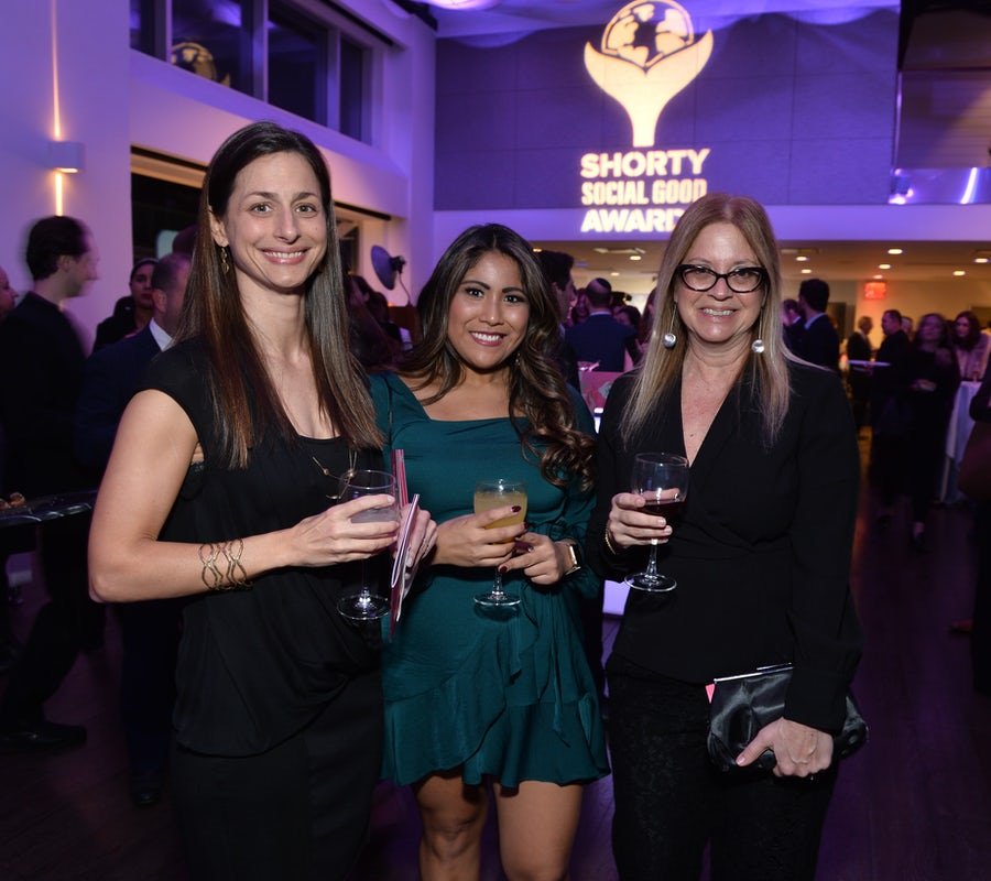 Guests attend the 4th Annual Shorty Social Good Awards