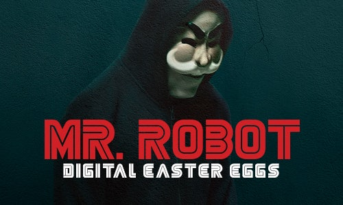 Mr Robot Season 3 0 Digital Easter Eggs The Shorty Awards