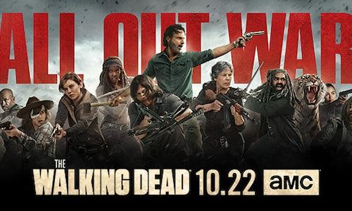 AMC The Walking Dead Season 8 Premiere Campaign - The Shorty