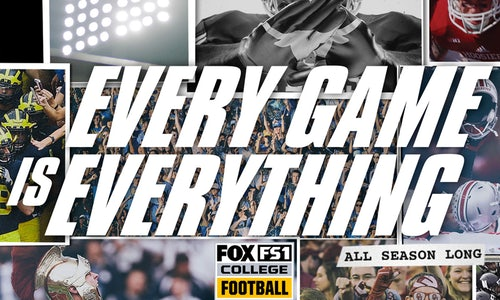 Every Game Is Everything 2017 College Football On Fox Social