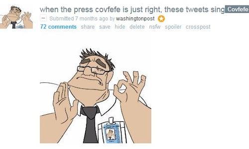 The Washington Post on Reddit - The Shorty Awards