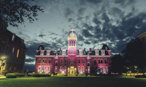 West Virginia University Address >> West Virginia University Social Media The Shorty Awards