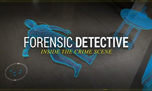 Oxygen's Forensic Detective: Inside the Crime Scene - The