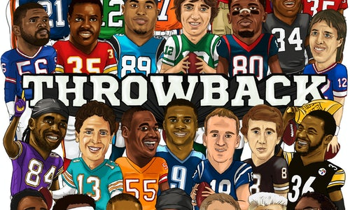 best sneakers 88ae5 0fb72 NFL Throwback on Instagram - The Shorty Awards
