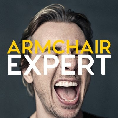 Image result for armchair expert cover art