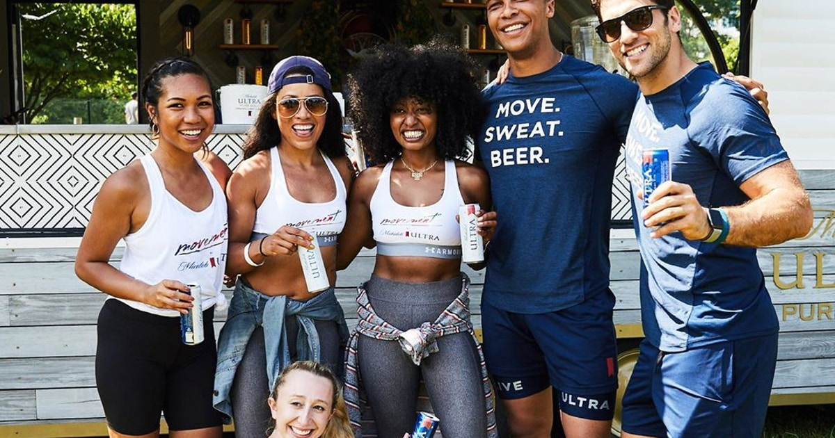 Michelob ULTRA Influencer Marketing Program - The Shorty Awards