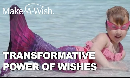 Make A Wish The Transformative Power Of Wishes The Shorty Awards