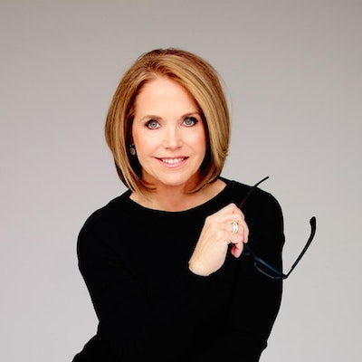 Image result for katie couric on phone