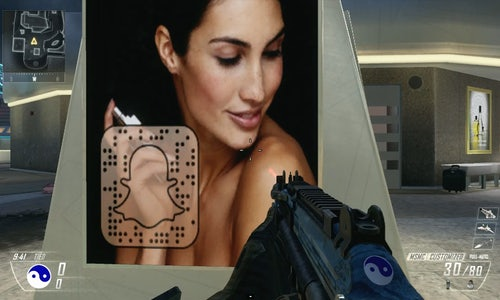 Call of Duty: Hack in Black - The Shorty Awards
