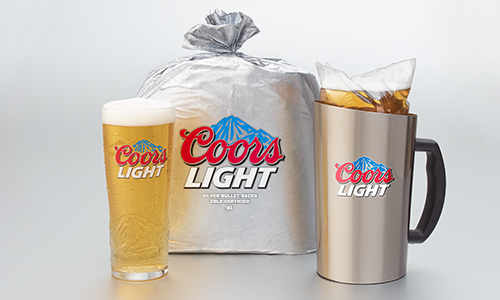 Coors Light Sacks
