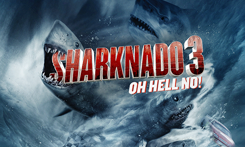 Syfy, Sharknado 3: Oh Hell No! - The Shorty Awards
