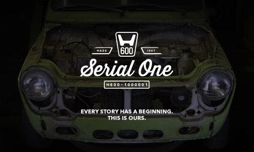 Honda Serial One