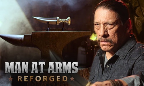 Starcom & Man at Arms: Reforged - The Shorty Awards