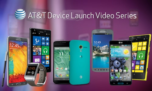 """edd2cdaf147f We Want To Teach The World To Swipe: AT&T And FleishmanHillard's """"Device  Launch"""