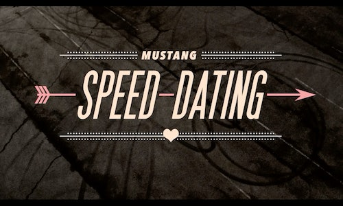 Picture of speed dating