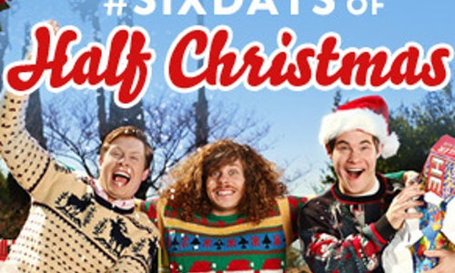 Half Christmas.Workaholics Sixdays Of Half Christmas The Shorty Awards
