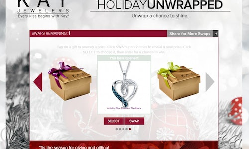Kay Jewelers Holiday Unwrapped The Shorty Awards
