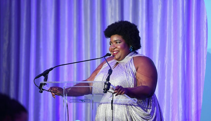 Dulcé Sloan hosts the 3rd Annual Shorty Social Good Awards
