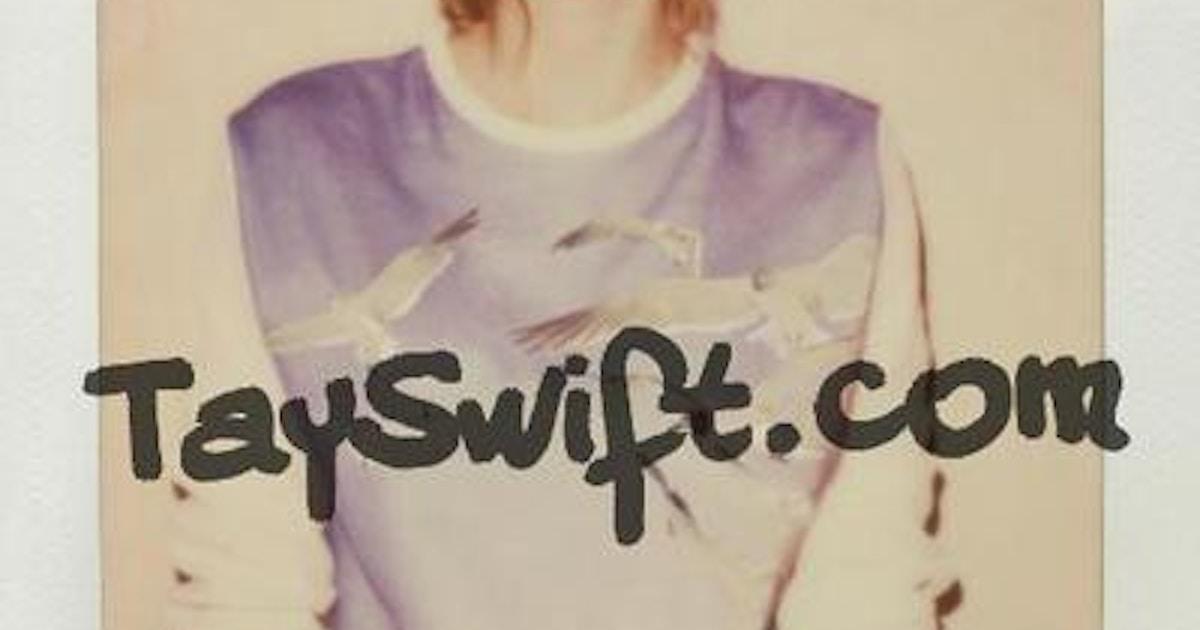 Taylor Swift Web Fansite The Shorty Awards